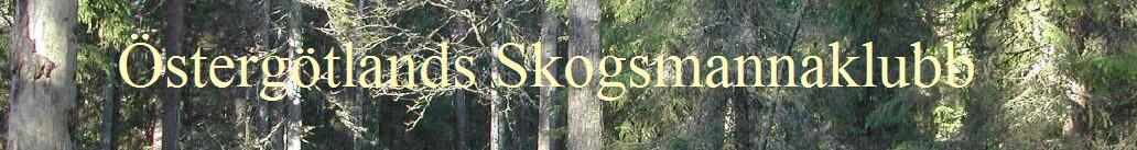 Östergötlands Skogsmannaklubb